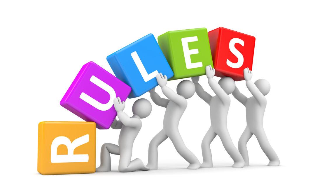 Rules versus People, You Decide?